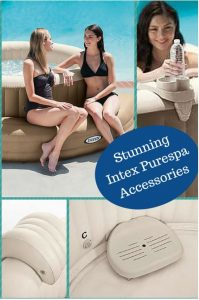 Intex pure spa accessories