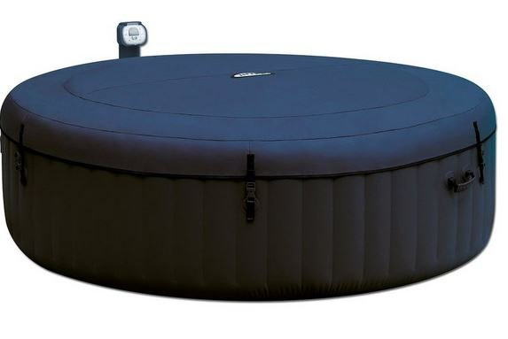 PureSpa Inflatable hot tub cover
